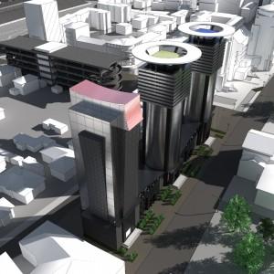 Design rezidential - Arh. LANCRAJAN FRANCHINI RADU