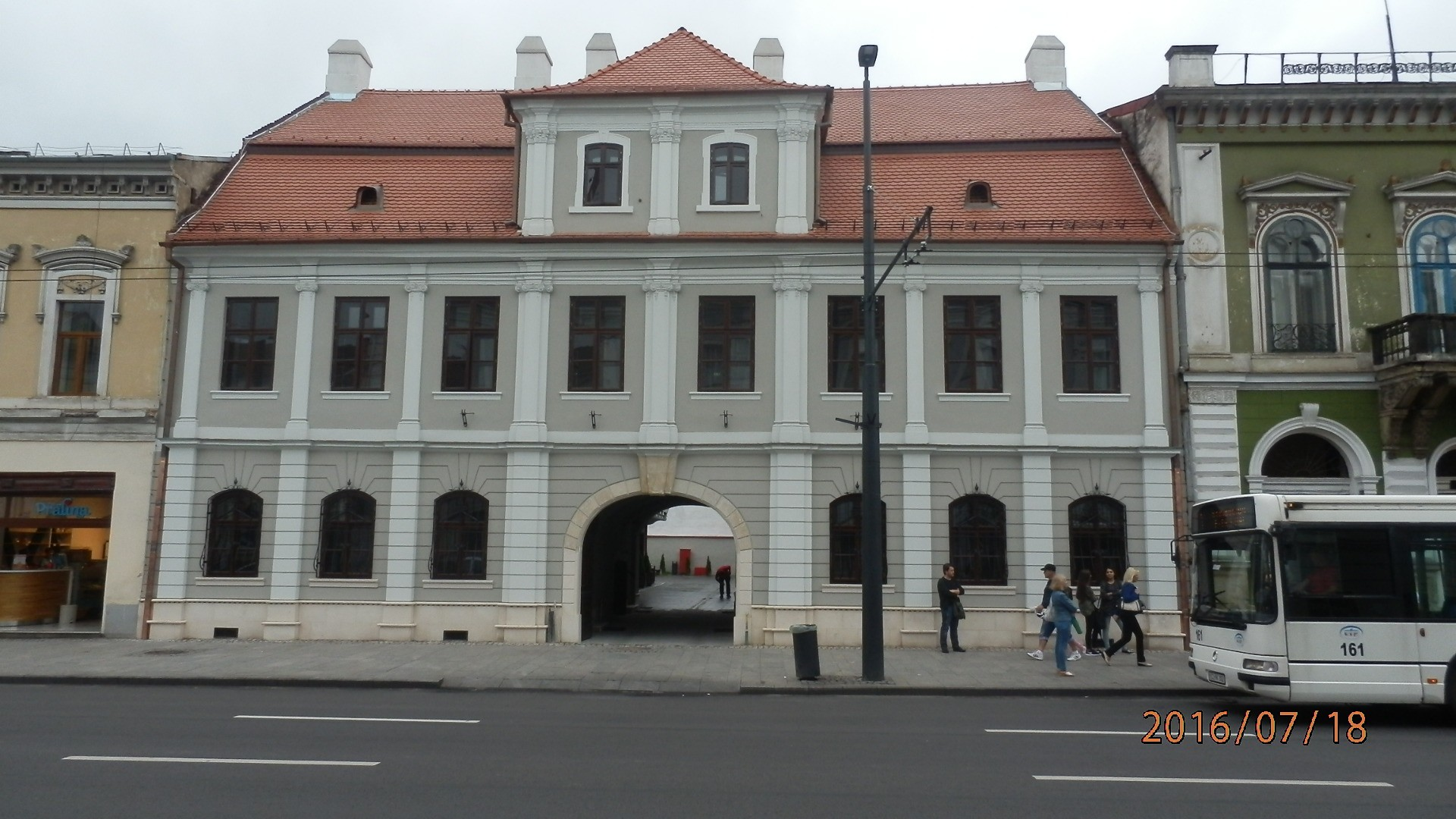 RESTAURARE IMOBIL MONUMENT - Str. Memorandumului 22, Cluj-Napoca